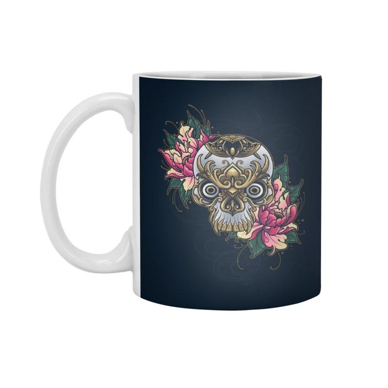 Dark and Beauty Accessories Mug by angoes25's Artist Shop