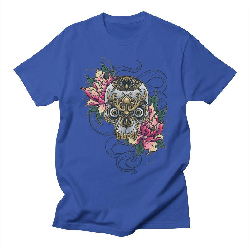 Dark and Beauty Men's T-Shirt by angoes25's Artist Shop