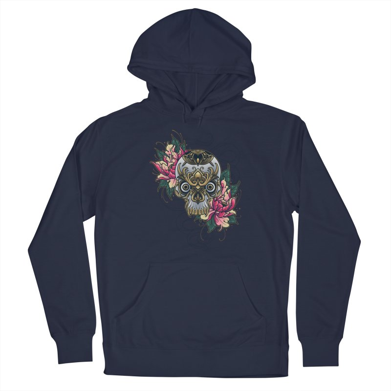 Dark and Beauty Men's Pullover Hoody by angoes25's Artist Shop
