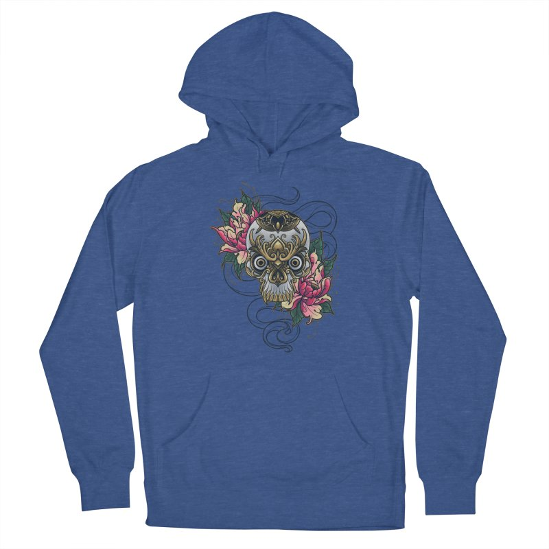 Dark and Beauty Women's Pullover Hoody by angoes25's Artist Shop