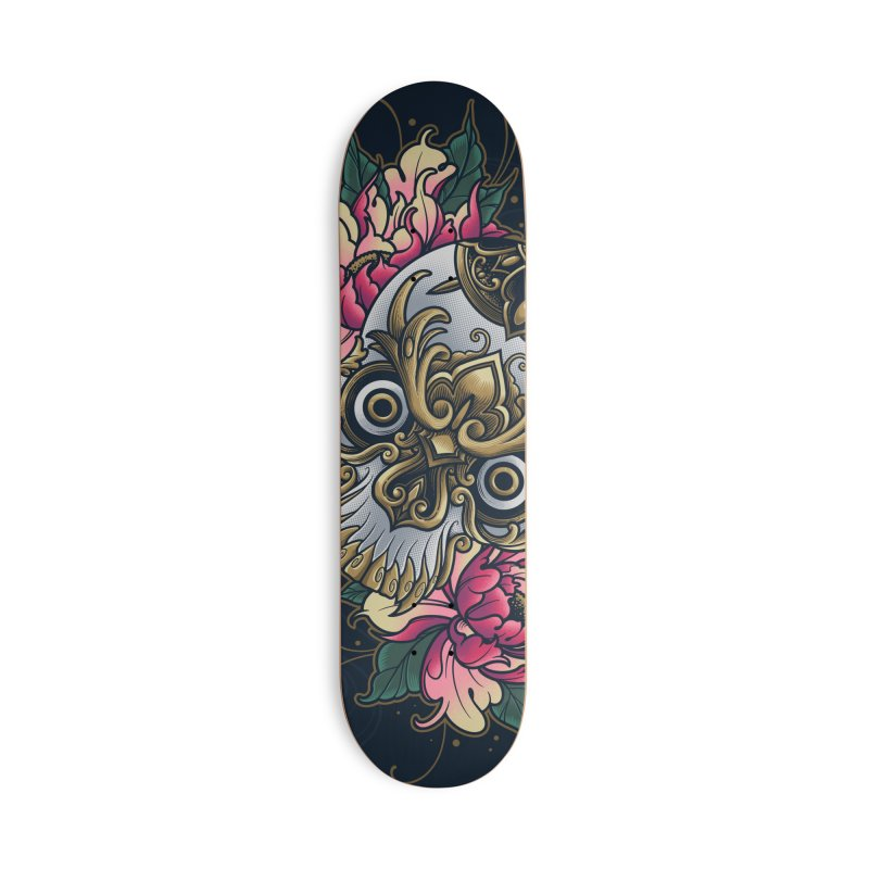 Dark and Beauty Accessories Skateboard by angoes25's Artist Shop