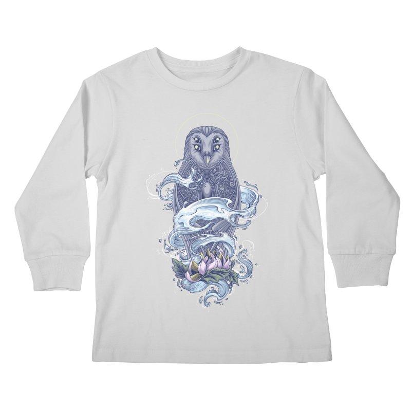 Purify Kids Longsleeve T-Shirt by angoes25's Artist Shop
