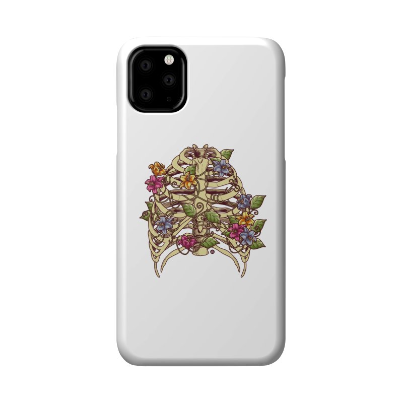 Rib Blossom Accessories Phone Case by angoes25's Artist Shop