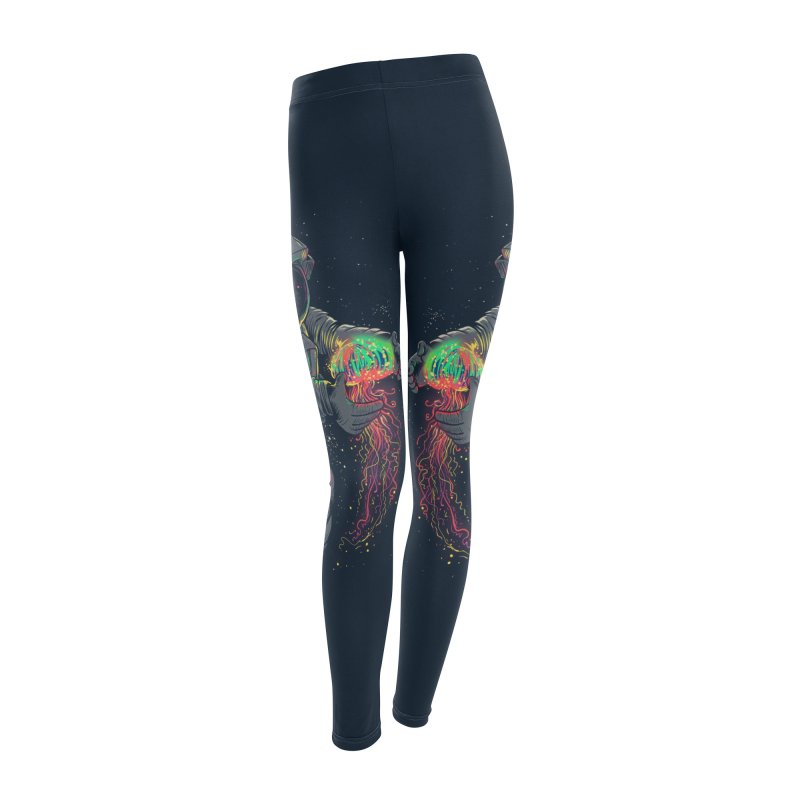 JellySpace Women's Leggings Bottoms by angoes25's Artist Shop