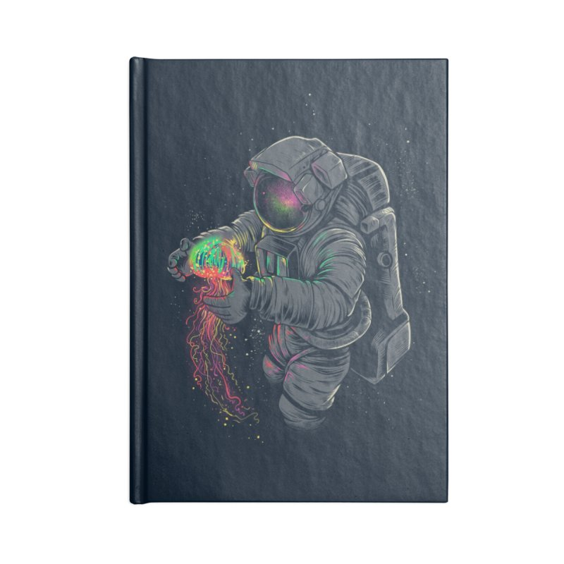 JellySpace Accessories Notebook by angoes25's Artist Shop