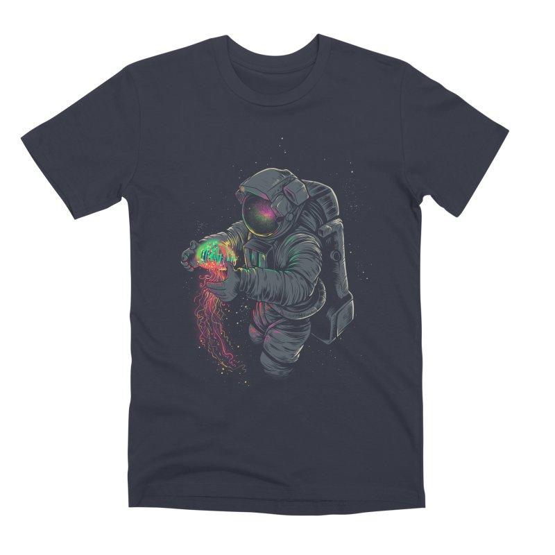 JellySpace Men's Premium T-Shirt by angoes25's Artist Shop