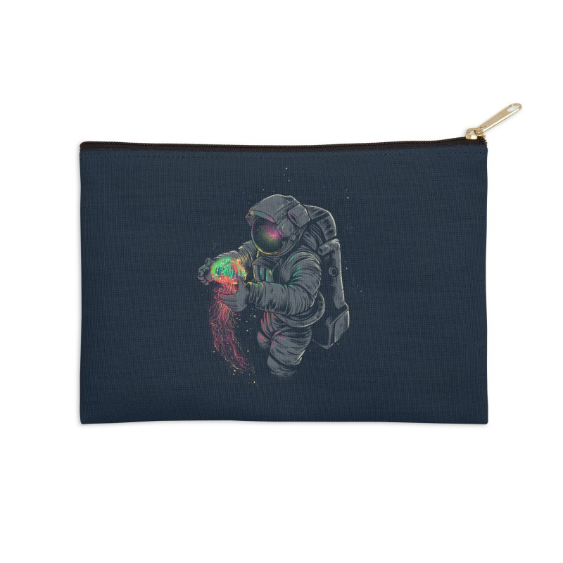 JellySpace Accessories Zip Pouch by angoes25's Artist Shop