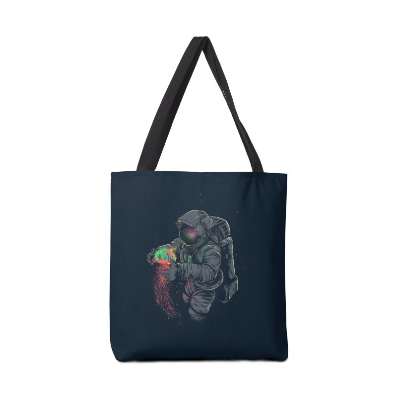 JellySpace Accessories Tote Bag Bag by angoes25's Artist Shop