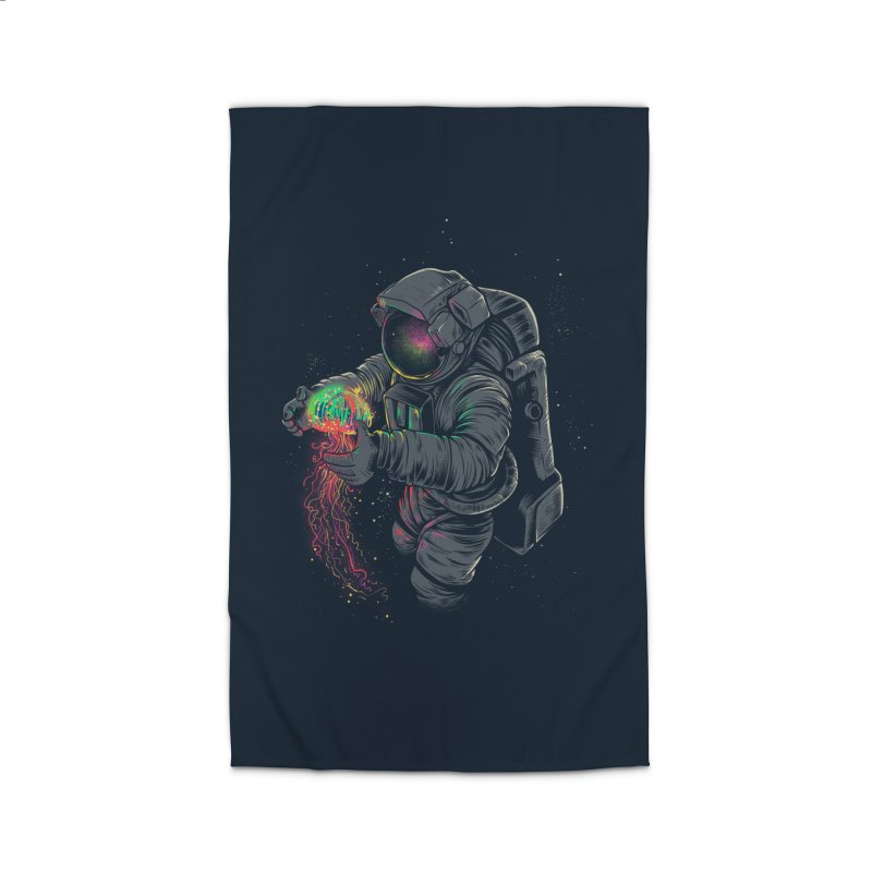 JellySpace Home Rug by angoes25's Artist Shop