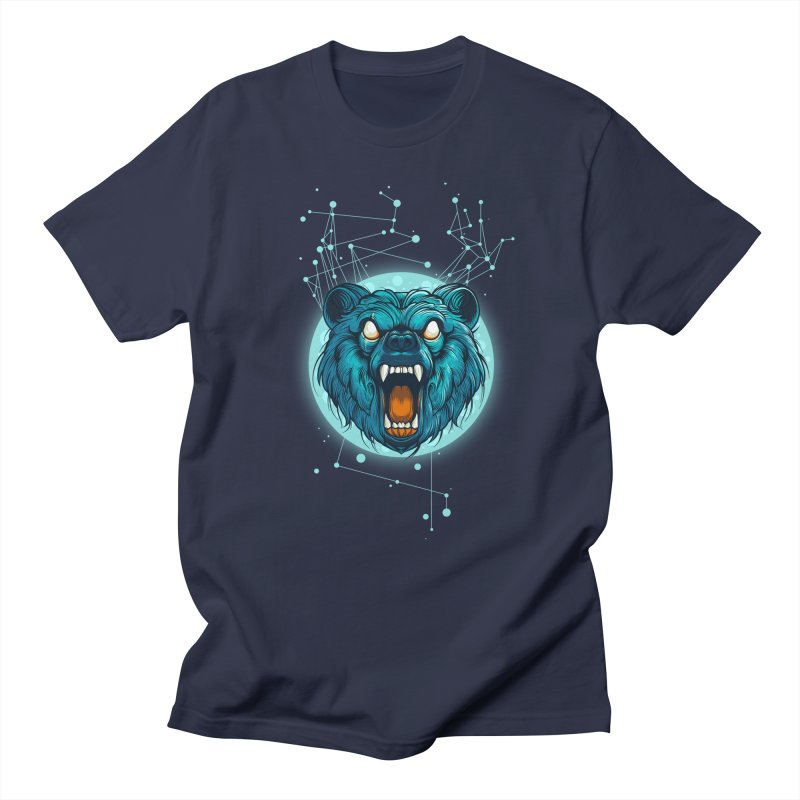 Bear Men's T-shirt by angoes25's Artist Shop