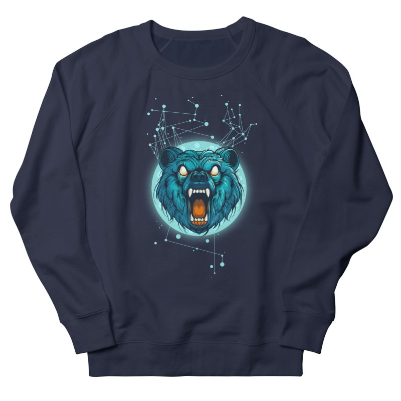 Bear Women's Sweatshirt by angoes25's Artist Shop