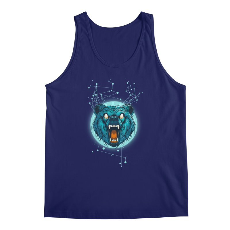 Bear Men's Tank by angoes25's Artist Shop