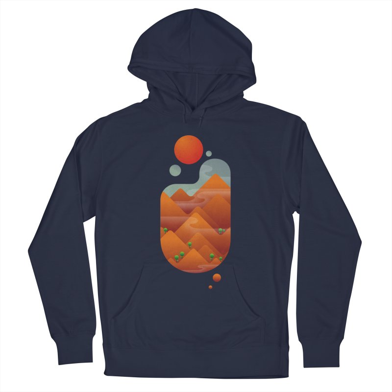 Once upon a time Men's Pullover Hoody by angoes25's Artist Shop