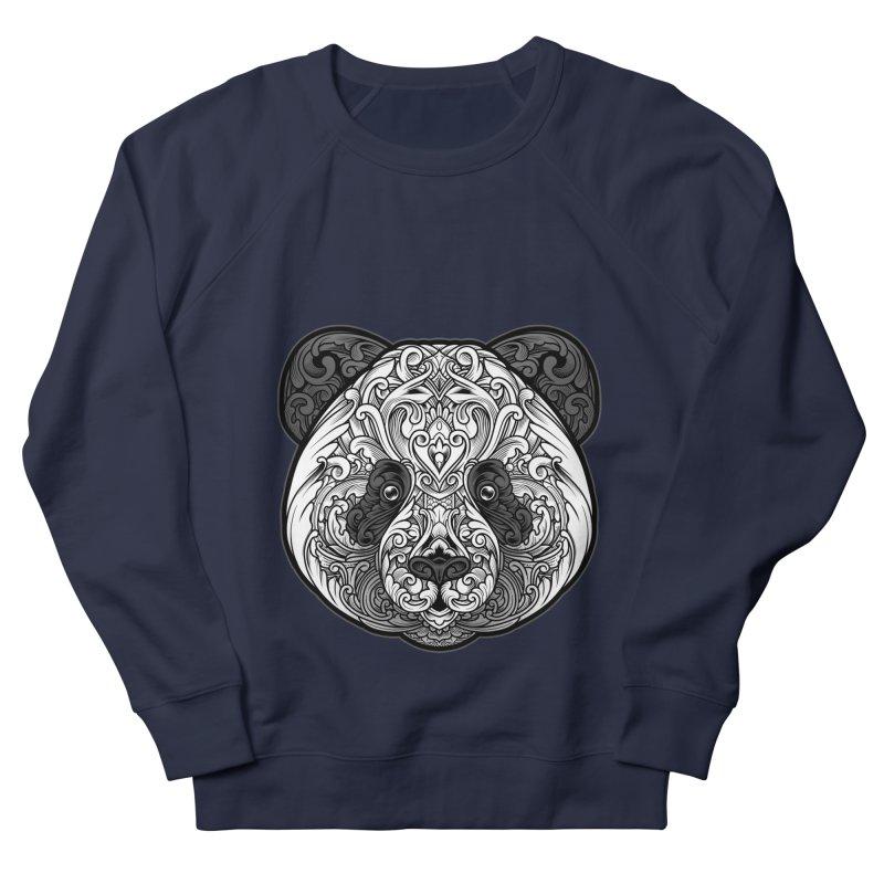 Panda-zen Men's Sweatshirt by angoes25's Artist Shop