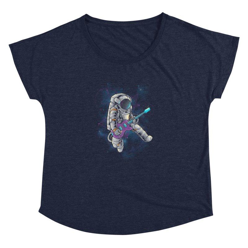 Rocker spaceman Women's Dolman by angoes25's Artist Shop
