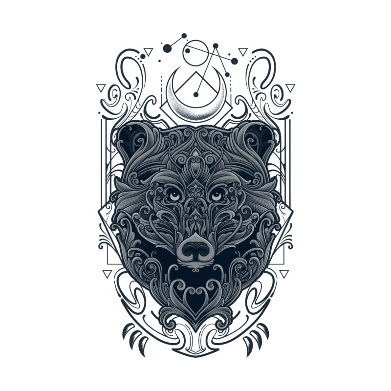 Bear of Wildness Spirit by angoes25's Artist Shop