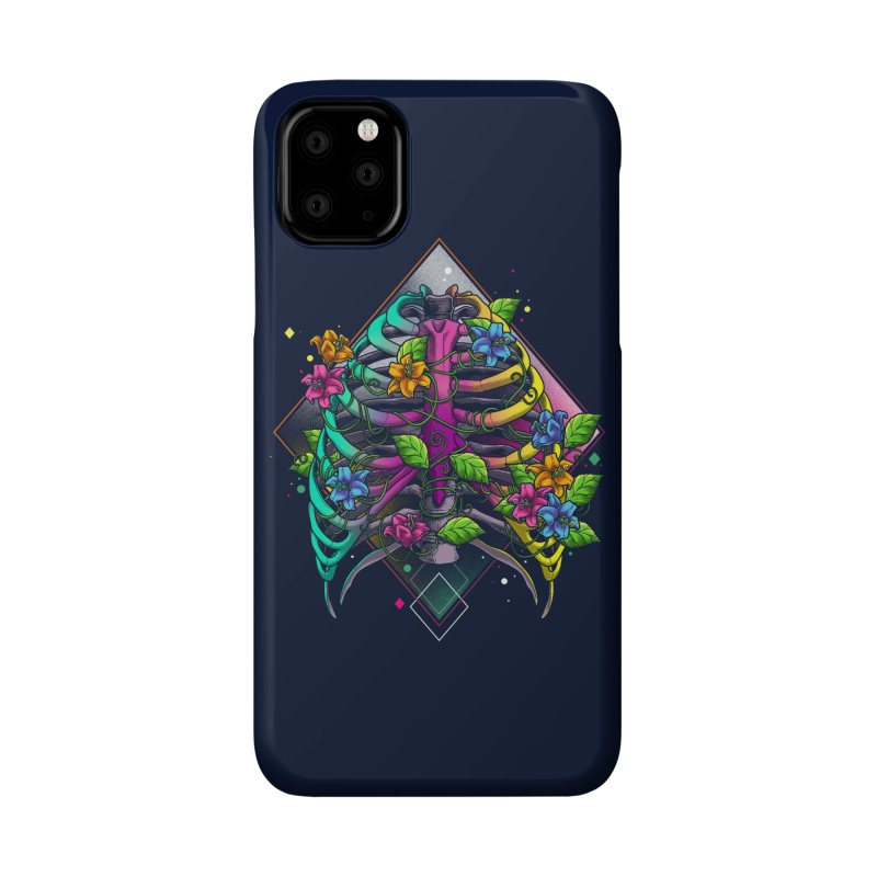 Psychederib Accessories Phone Case by angoes25's Artist Shop