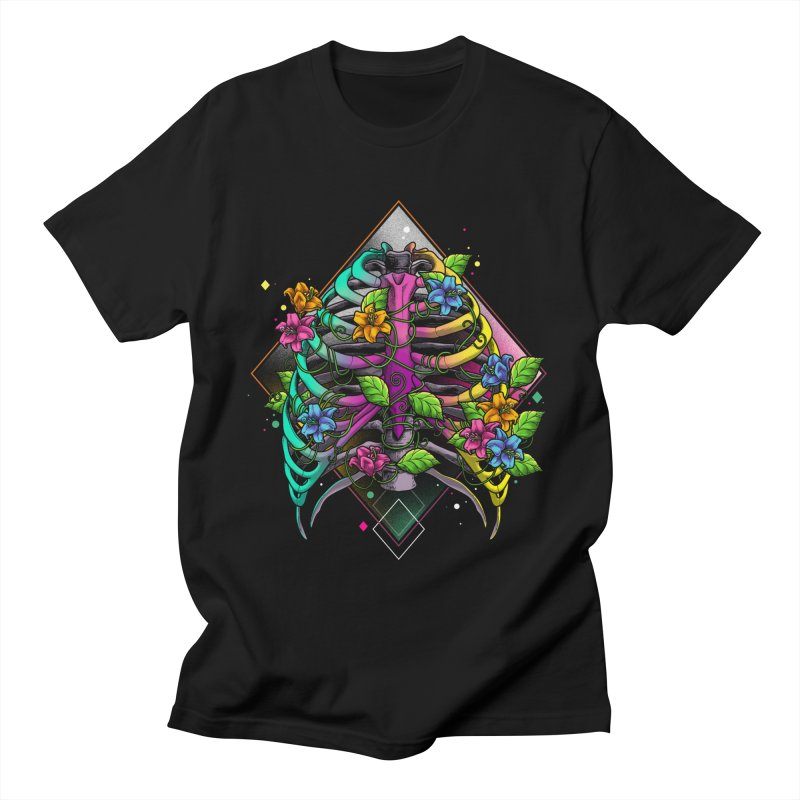 Psychederib Men's T-Shirt by angoes25's Artist Shop