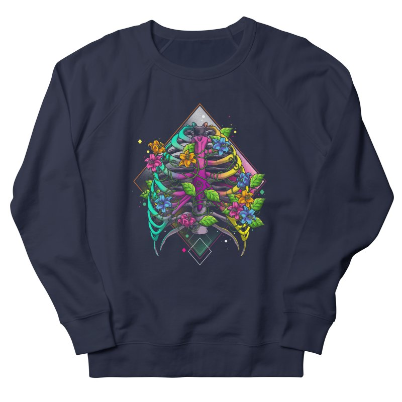 Psychederib Women's Sweatshirt by angoes25's Artist Shop