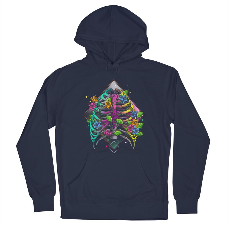 Psychederib Men's Pullover Hoody by angoes25's Artist Shop