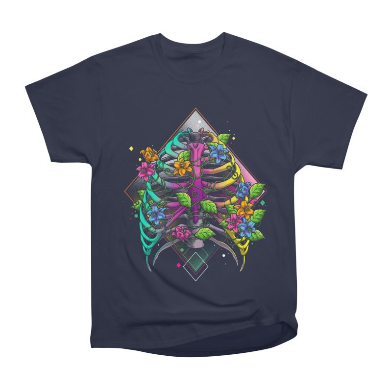 Psychederib Men's Heavyweight T-Shirt by angoes25's Artist Shop