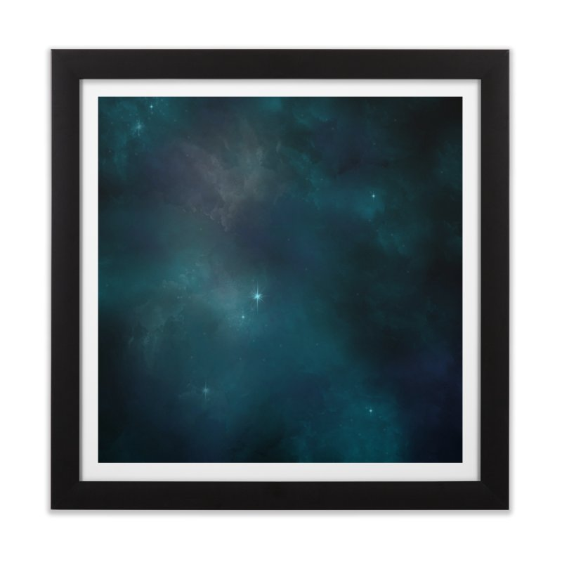 Solitude Home Framed Fine Art Print by angoes25's Artist Shop