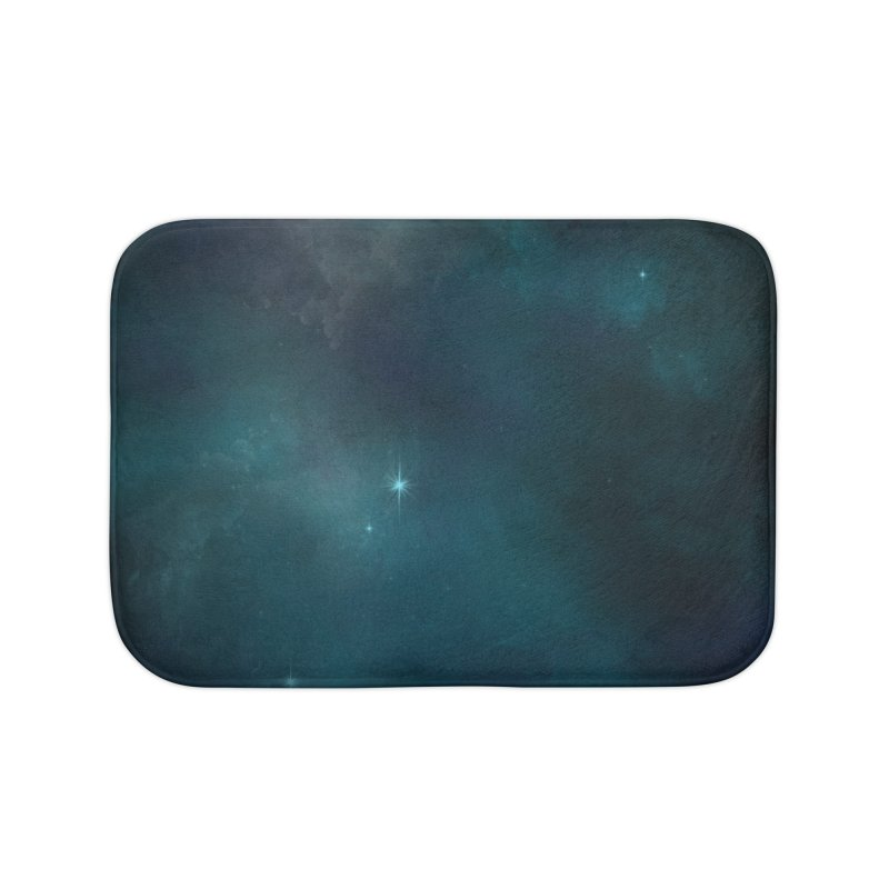 Solitude Home Bath Mat by angoes25's Artist Shop