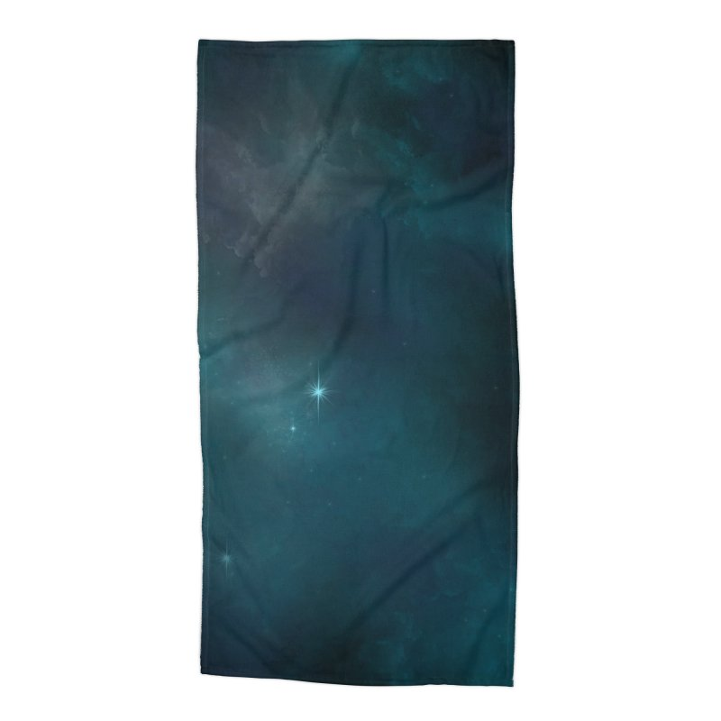 Solitude Accessories Beach Towel by angoes25's Artist Shop