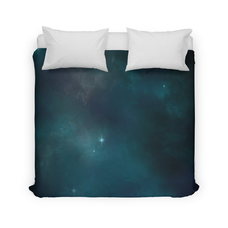 Solitude Home Duvet by angoes25's Artist Shop