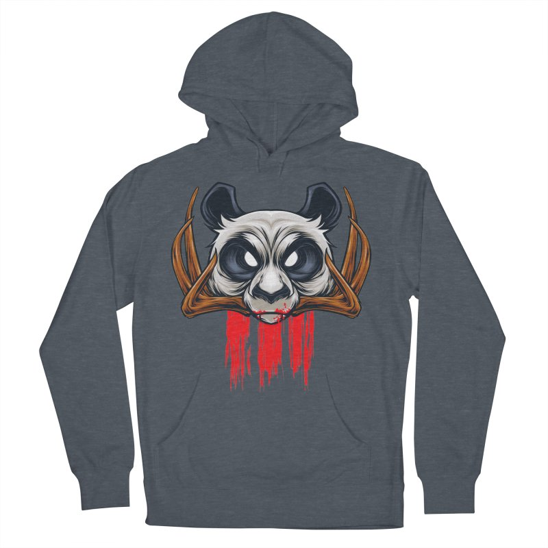 Bad Panda Women's Pullover Hoody by angoes25's Artist Shop
