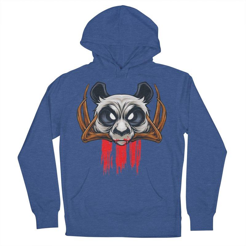 Bad Panda Men's Pullover Hoody by angoes25's Artist Shop