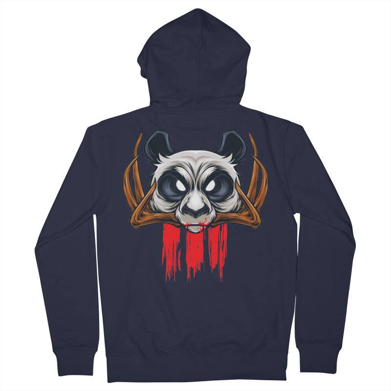 Bad Panda Women's Zip-Up Hoody by angoes25's Artist Shop