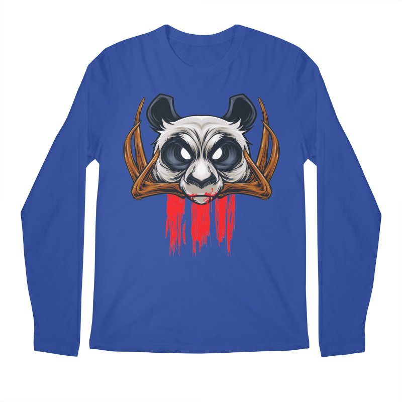 Bad Panda Men's Longsleeve T-Shirt by angoes25's Artist Shop