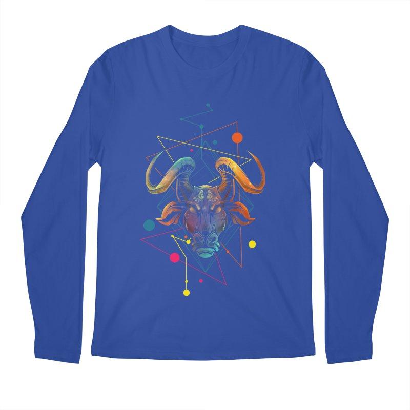 Taurus Men's Longsleeve T-Shirt by angoes25's Artist Shop