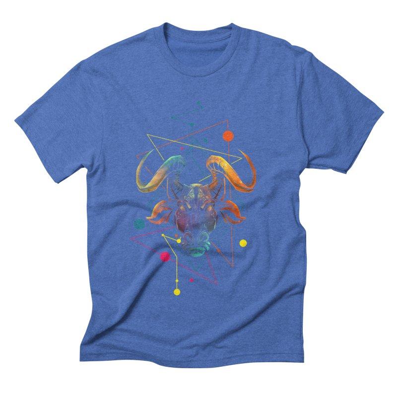 Taurus Men's Triblend T-shirt by angoes25's Artist Shop