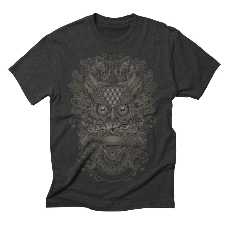 Owl ornate   by angoes25's Artist Shop