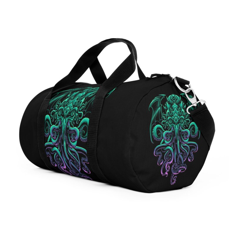 The Old God Of R'lyeh Accessories Duffel Bag Bag by angoes25's Artist Shop