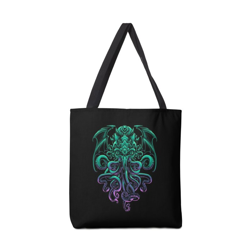 The Old God Of R'lyeh Accessories Bag by angoes25's Artist Shop