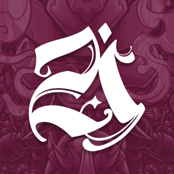 angoes25's Artist Shop Logo