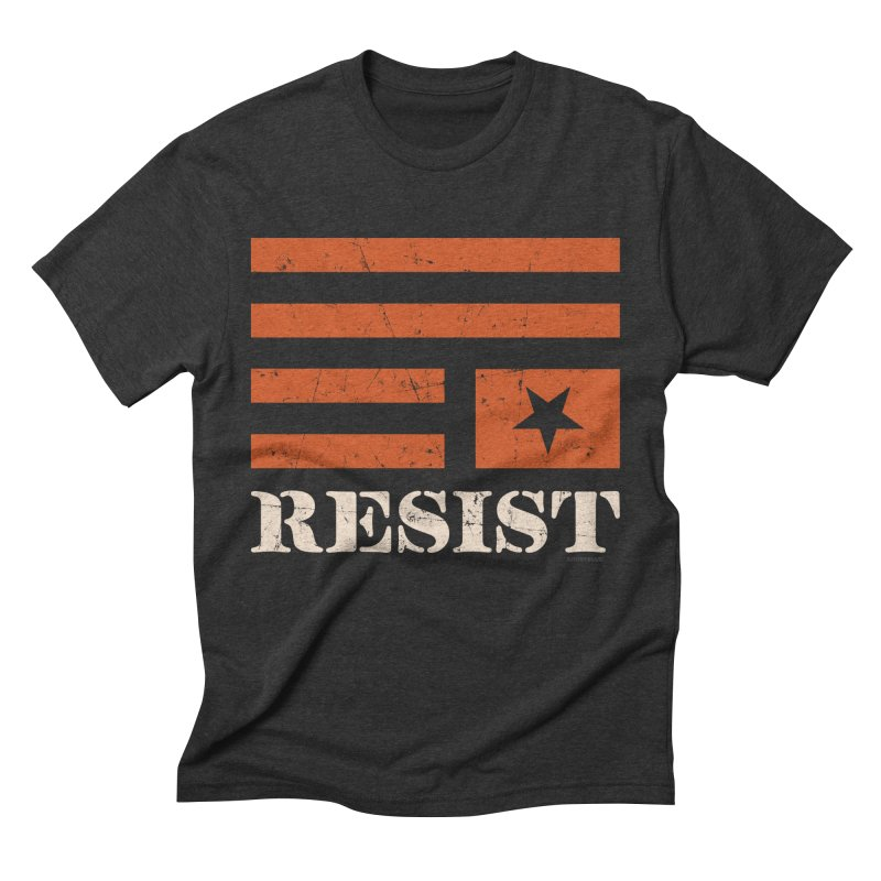 RESIST   by angryblue's Artist Shop