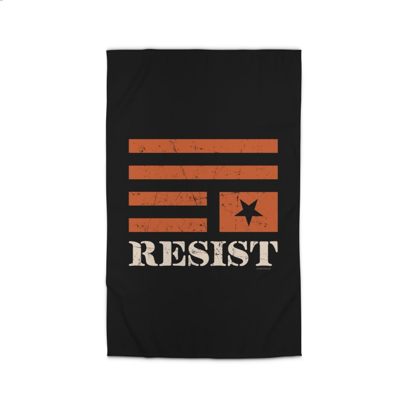 RESIST Home Rug by Angryblue