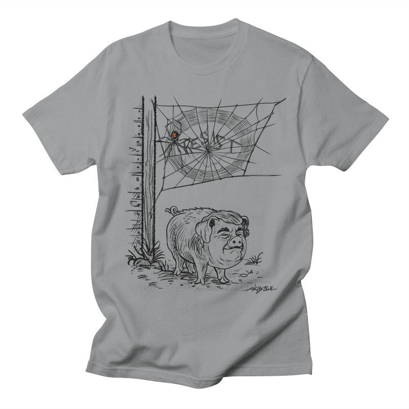 Bad Charlatan Men's T-shirt by angryblue's Artist Shop