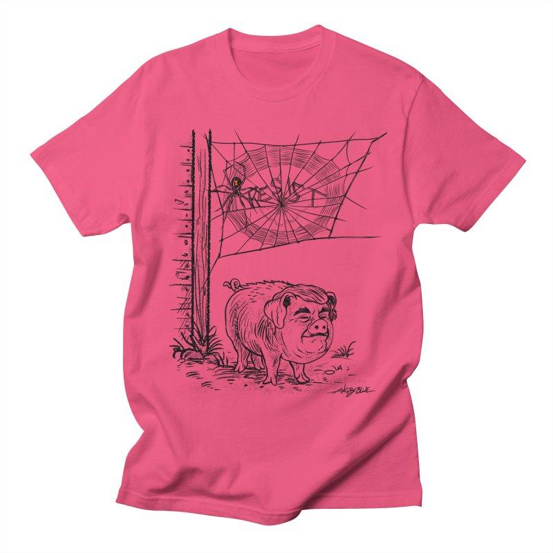 Bad Charlatan Women's Unisex T-Shirt by angryblue's Artist Shop