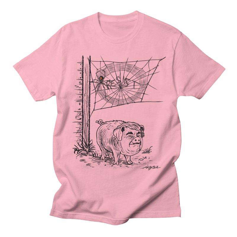Bad Charlatan Women's Regular Unisex T-Shirt by Angryblue