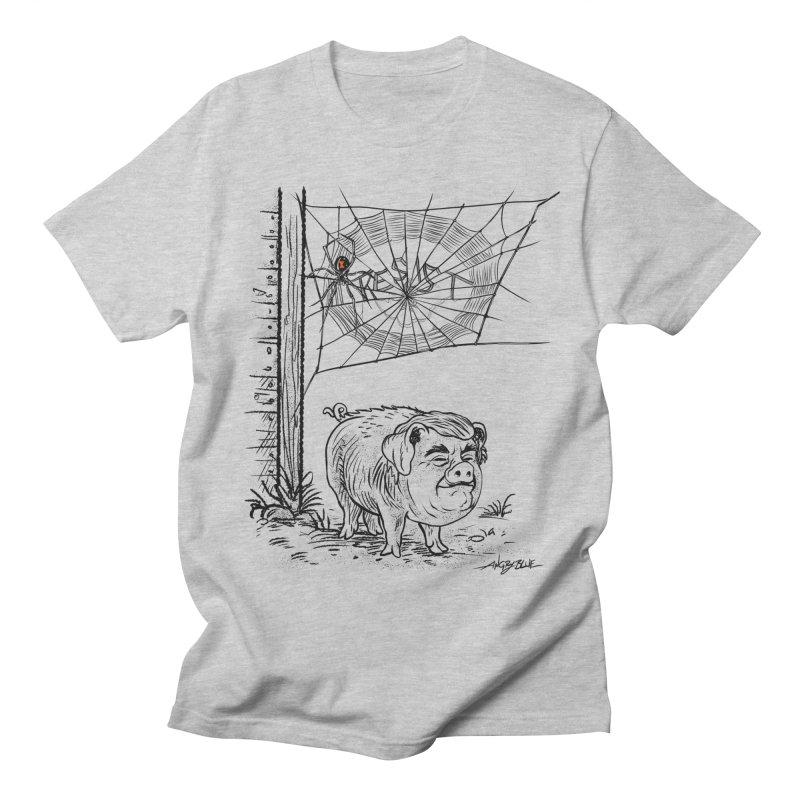 Bad Charlatan Men's Regular T-Shirt by Angryblue