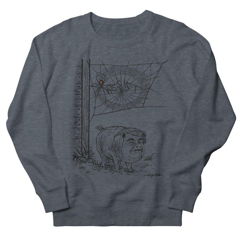 Bad Charlatan Men's Sweatshirt by angryblue's Artist Shop
