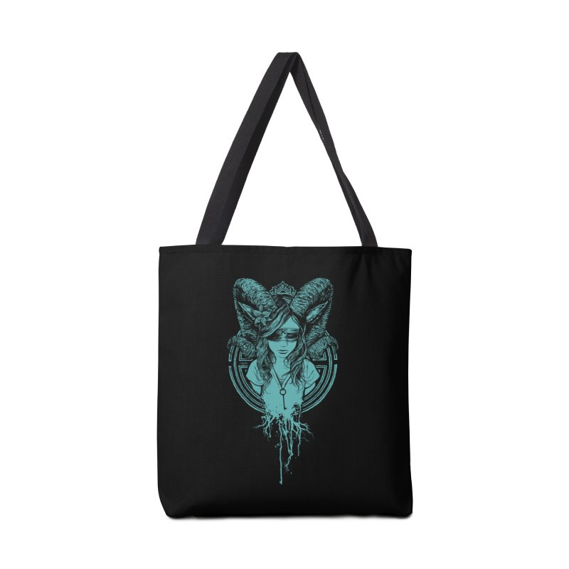 Faun Accessories Bag by angryblue's Artist Shop