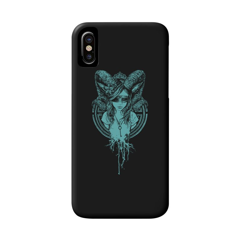 Faun Accessories Phone Case by angryblue's Artist Shop