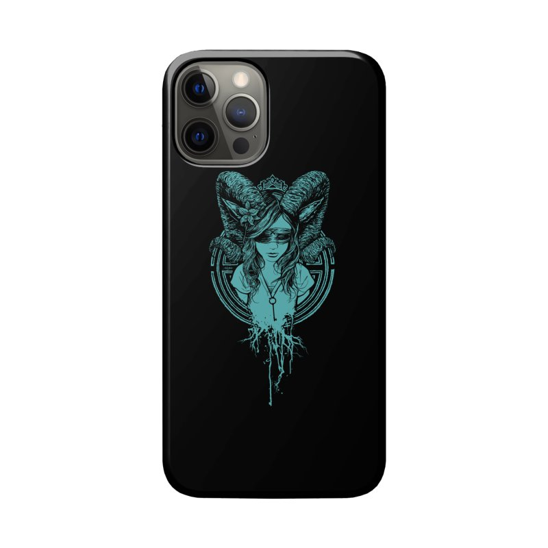Faun Accessories Phone Case by Angryblue