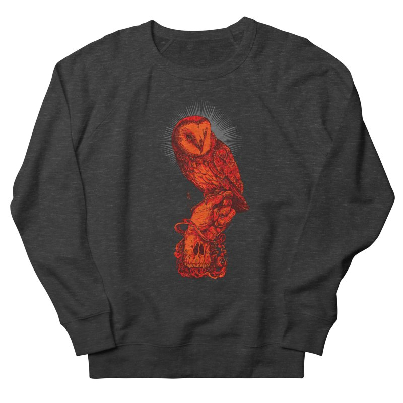 In Tongues Men's Sweatshirt by angryblue's Artist Shop